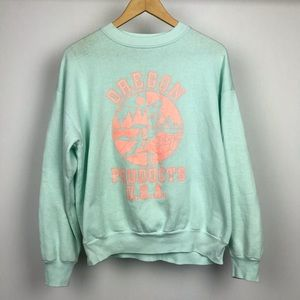 Vintage Pro Knit Oregon Products U.S.A. Sweatshirt